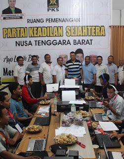 Efek Prabowo-Sandi, PKS NTB Klaim Pundi Suaranya Ikut Meningkat
