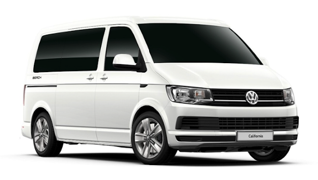 2018 Volkswagen California Review