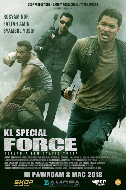 Review Filem KL SPECIAL FORCE