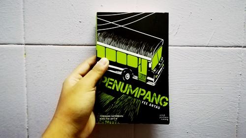 Review Novel Fixi : Penumpang oleh Fee Anyau