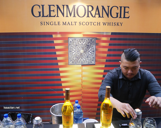Always a good time with Glenmorangie