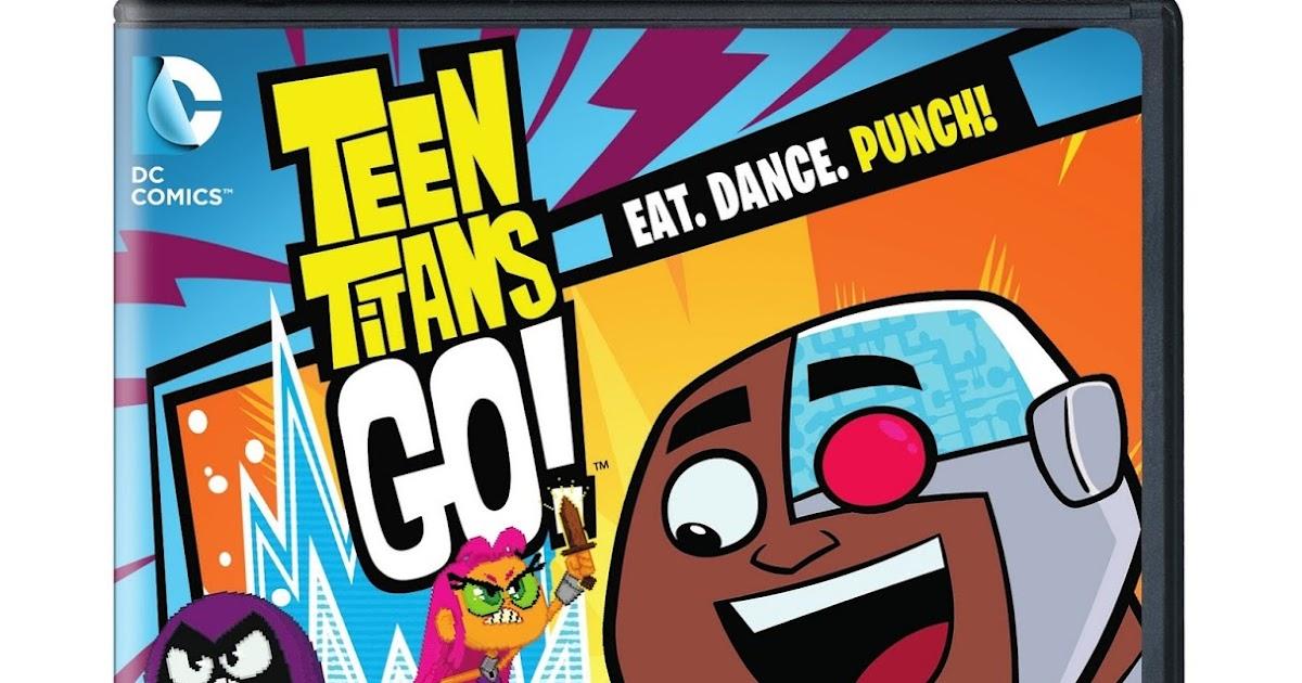 Teen Titans All Seasons Dvd