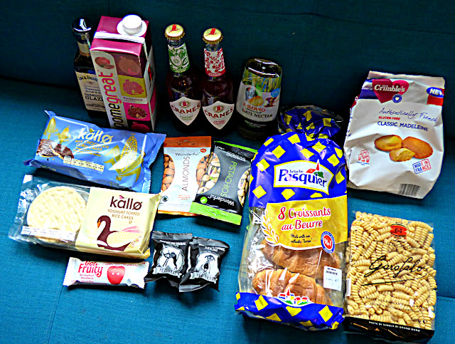 food subscription box