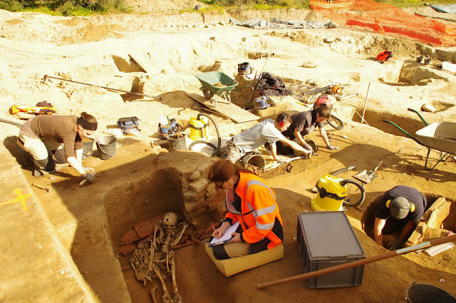 More on Etruscan-Roman cemetery discovered on island of Corsica