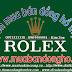 Chuyên mua bán đồng hồ rolex cũ xịn chính hãng - 0973333330
