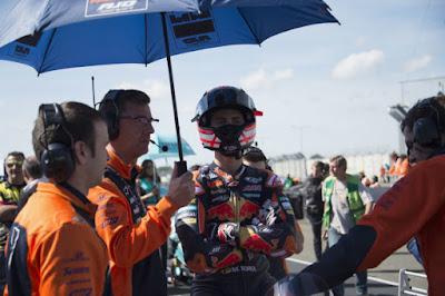 Danny Kent Tahun Ini Balapan di Dua Kelas, Moto2 dan Moto3