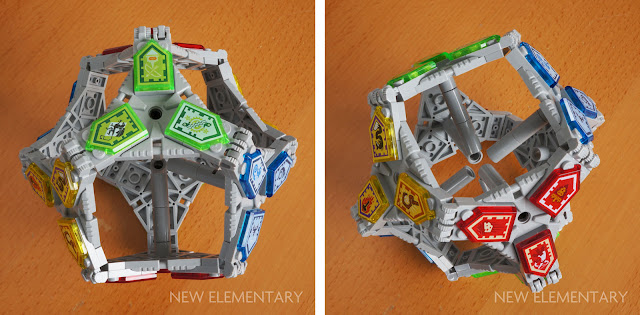 new nexo knights quotnexogonquot part analysis by new elementary