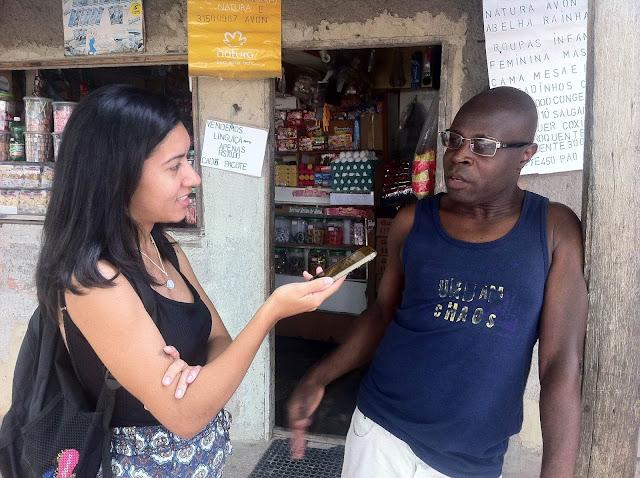Imigrantes haitianos lutam contra o desemprego na Zona Oeste