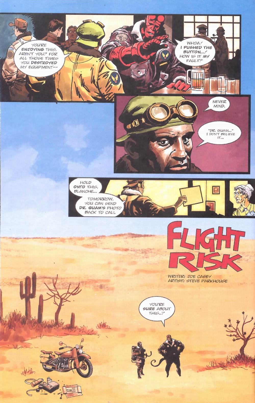 Read online Hellboy: Weird Tales comic -  Issue #2 - 4