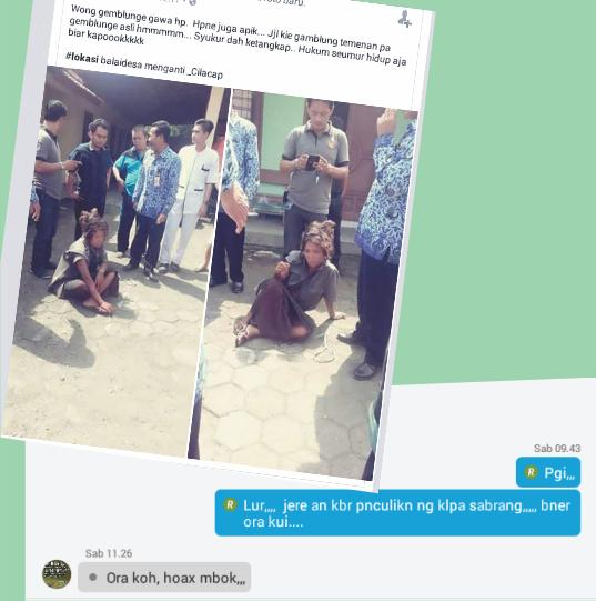 Banyak penculik Anak di sekitar Kota Banjar !!!