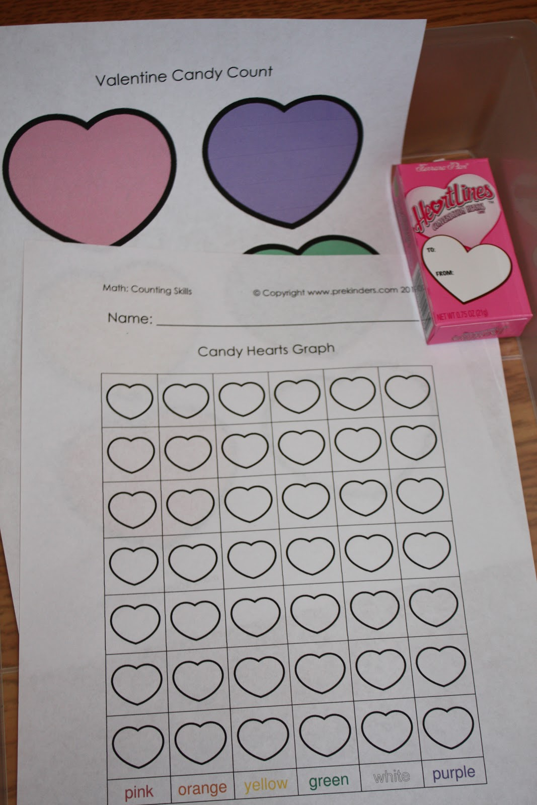 The Pearls Of Homeschooling Love Hearts And Valentines