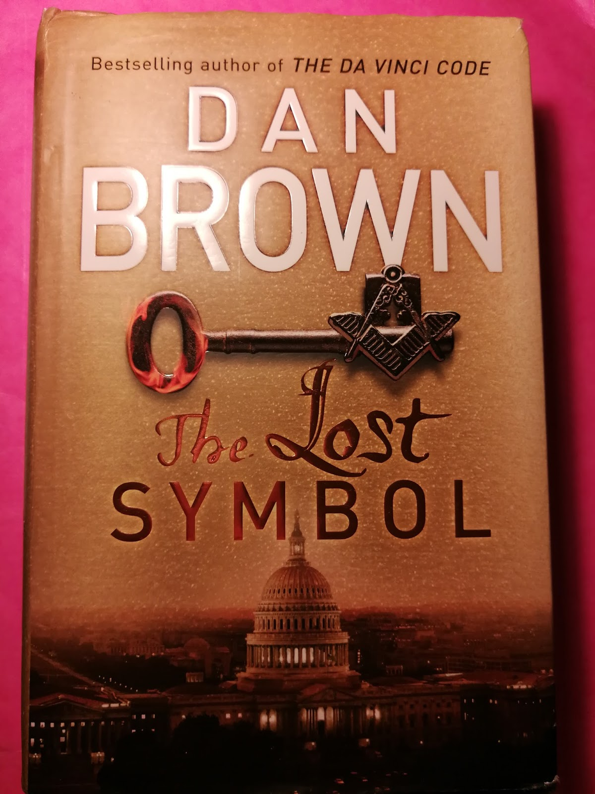 Anna Look Book Review The Lost Symbol Dan Brown