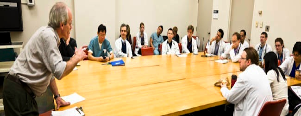 Internal Medicine Residency…A Day in the Life