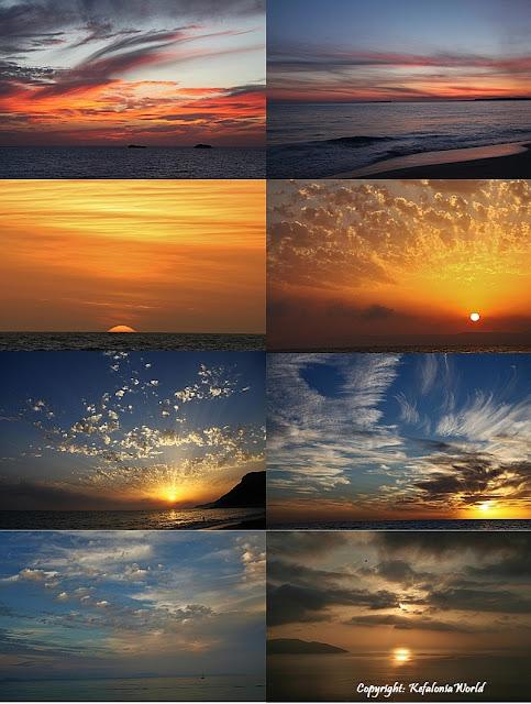 Kefalonia Sunsets