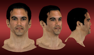 NBA 2K13 Erik Spoelstra Cyberface Patch