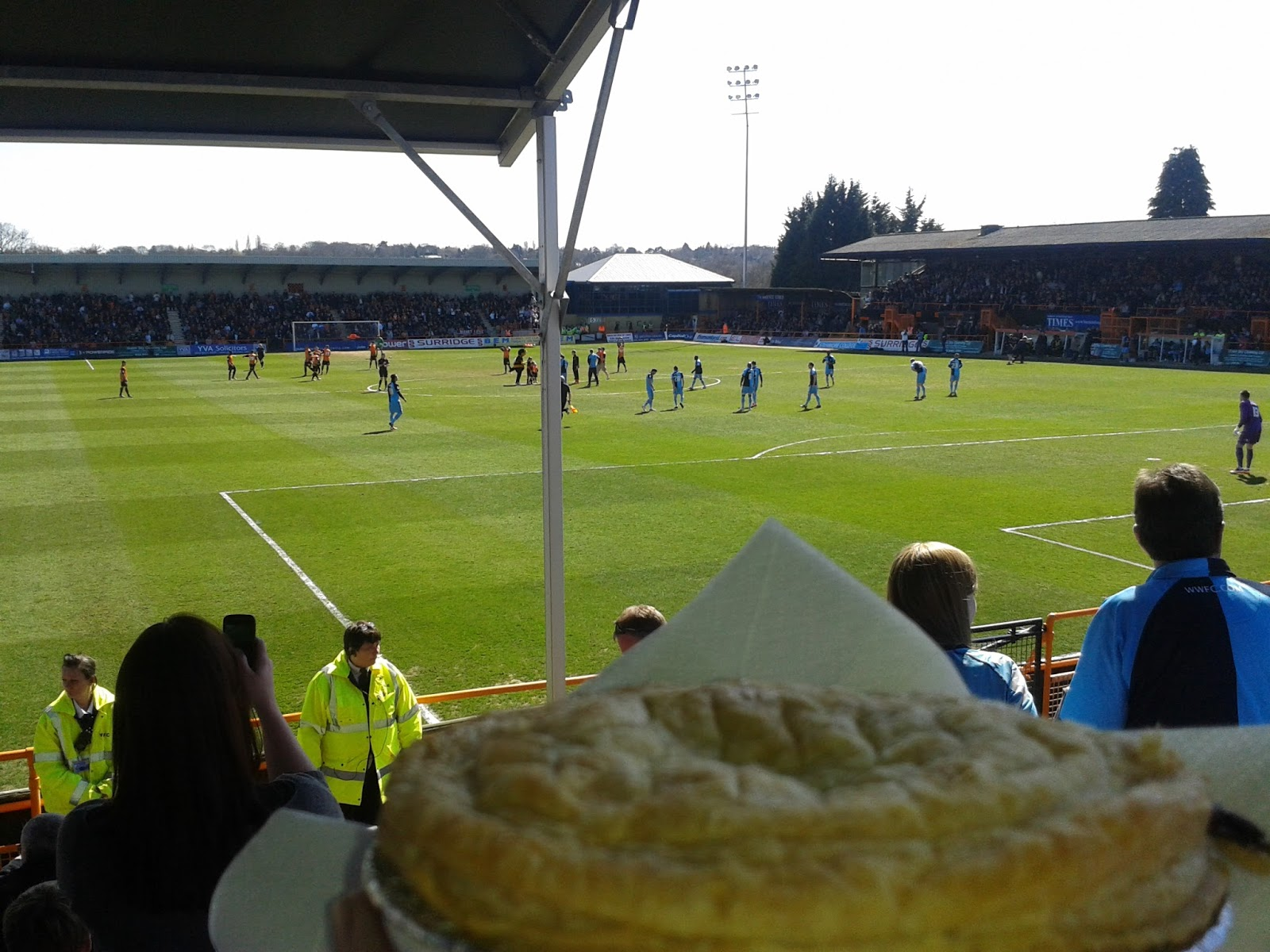 Football Pie League - Barnet