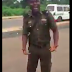 """If he die make he die"" - Nigerian police officer caught on tape telling a man he knocked down"