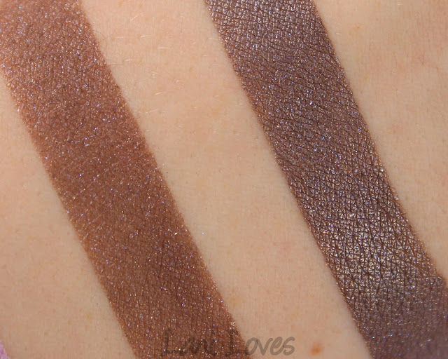 Kiss My Sass Eyeshadow - Fascination Swatches & Review