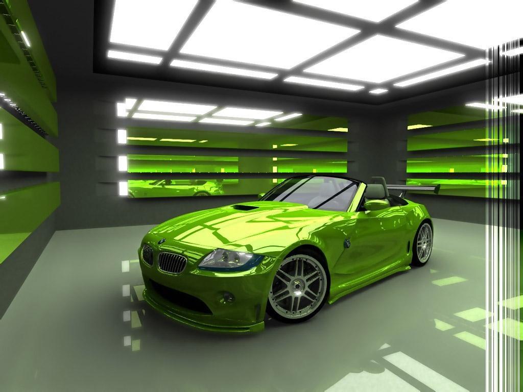 Gambar Mobil BMW Ukuran Besar untuk Wallpaper
