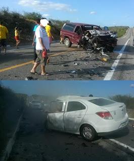 Curraisnovense morre em acidente grave na BR-226