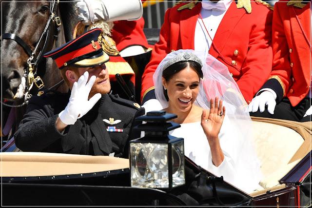 Królewski ślub księcia Harryego i Meghan Markle