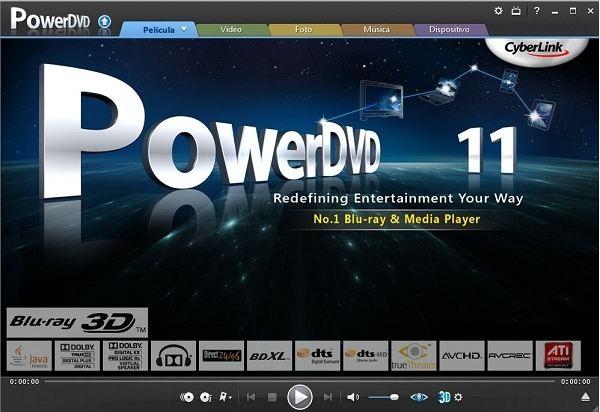 power dvd full mega