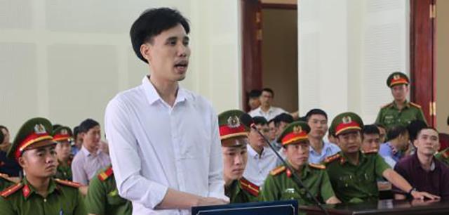 Nhà hoạt động Hoàng Đức Bình bị tuyên y án sơ thẩm 14 năm tù