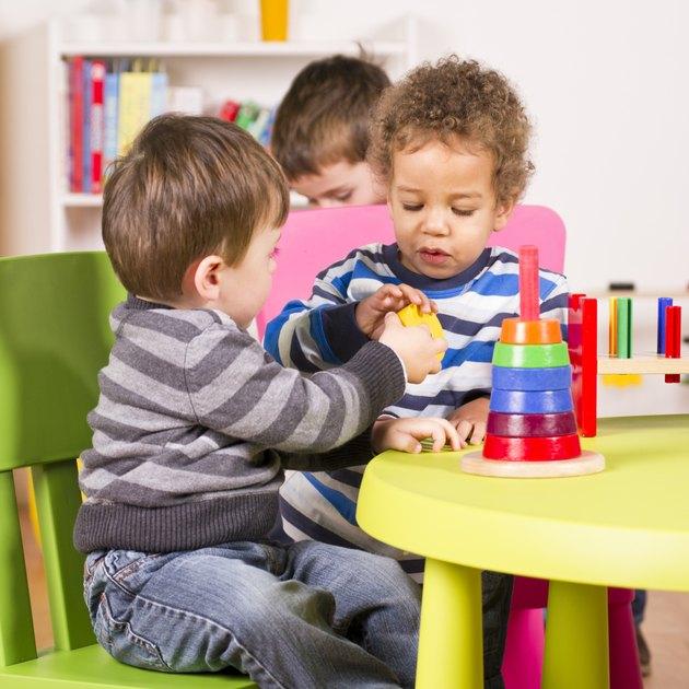 قائمة التطور المعرفي للطفولة المبكرة