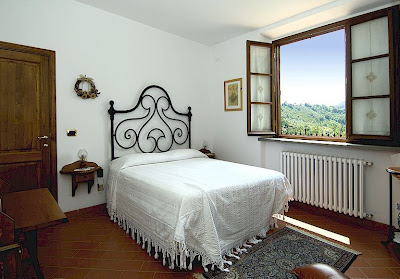 vacation accommodation in Tuscany