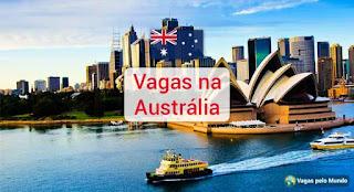 Vagas para engenheiros na austrália