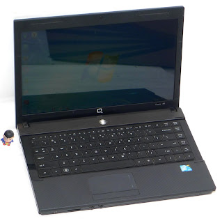 Laptop Compaq 420 Core2Duo Second di Malang