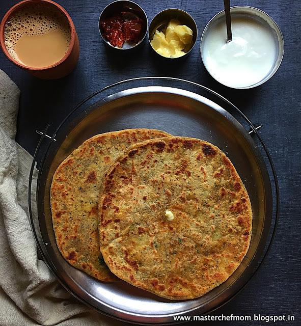 Aloo Paratha | Potato Paratha