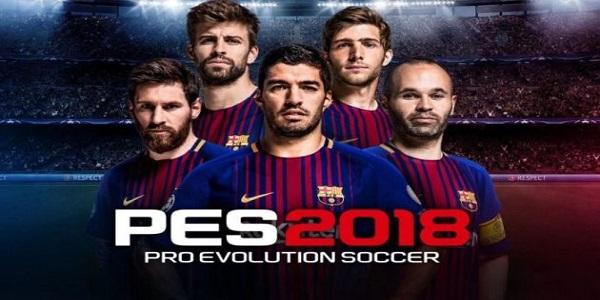 PES 2018 : Inilah Rahasia dari Game Terbaik Pro Evolution Soccer 2018