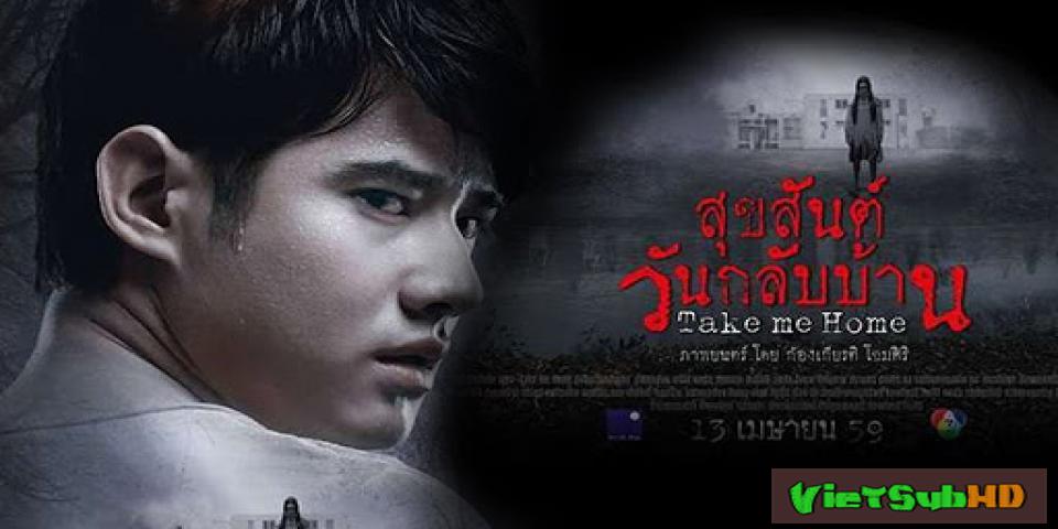 Phim Lời Nguyền Của Quỷ Trailer VietSub HD | Take Me Home 2016