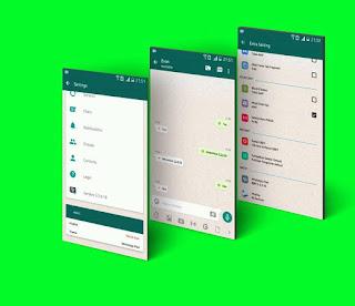 Free Download BBM MOD APK WhatsApp 3.3.0.16 Terbaru