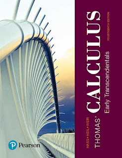 Thomas' Calculus: Early Transcendentals 14th Edition
