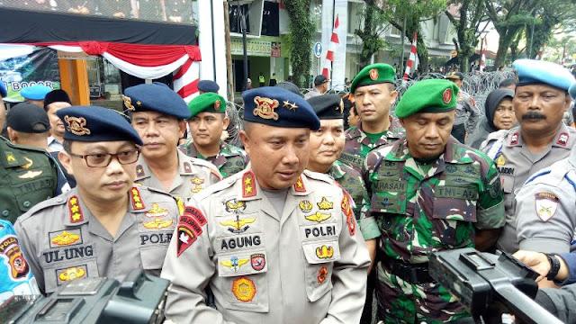 Amankan Pilkada 2018, Polda Jabar Siagakan 24.200 Personel