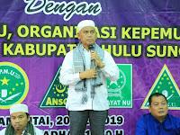 Bupati HSU Penuhi Undangan Bukber DPD KNPI. Apresiasi Kegiatan Positif KNPI Selama Ramadhan