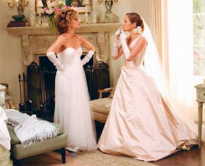 Le chicche di Vale - ValEvent Communication: Abito da sposa dei film