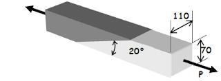 Exercice corrigés sur Statique appliquée au dimensionnement des structures