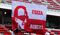 Robert Kubica Sektorówka kibice Barcelona  F1