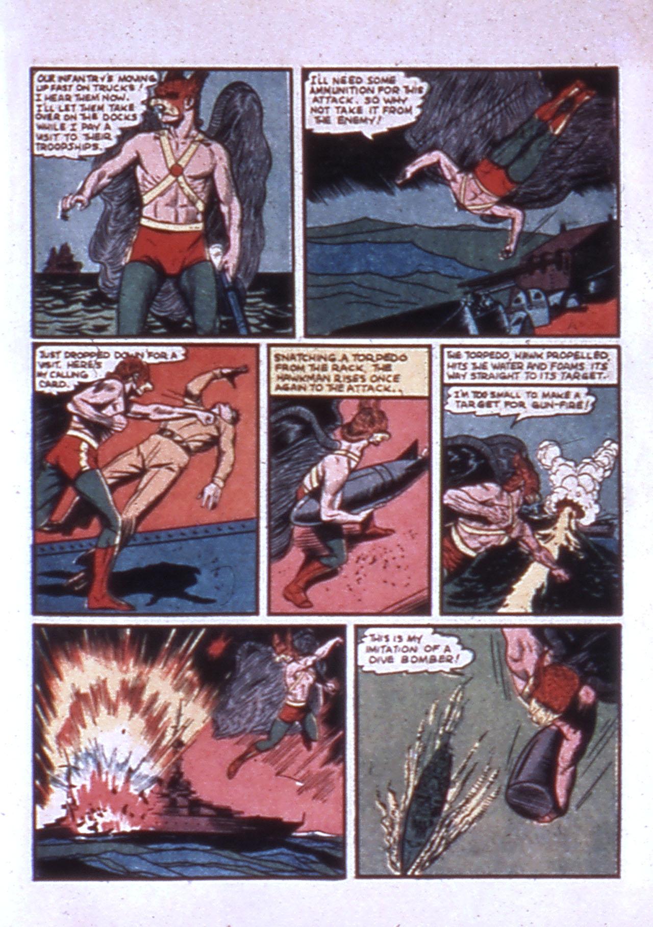 Read online All-Star Comics comic -  Issue #11 - 11
