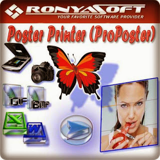 RonyaSoft Poster Printer Portable-www.muchosportables.com