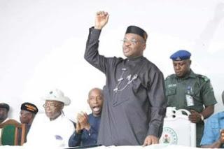 Labaran chikin kasa Nigeria ::::  Ana tsakiyar zabe, an yi garkuwa da hadimin gwamna Udom Emmanuel