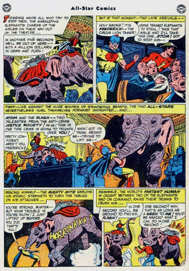 Read online All-Star Comics comic -  Issue #54 - 21