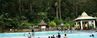 Tiket Masuk Pemandian Air Panas Cangar Malang