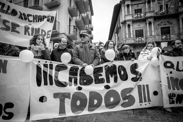 V.M.Arbeloa: Un rudo golpe al vascuence/euskara