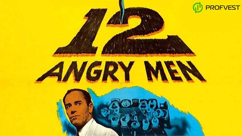Фильм 12 разгневанных мужчин