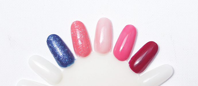 Jill Stuart Nail Polish Swatches