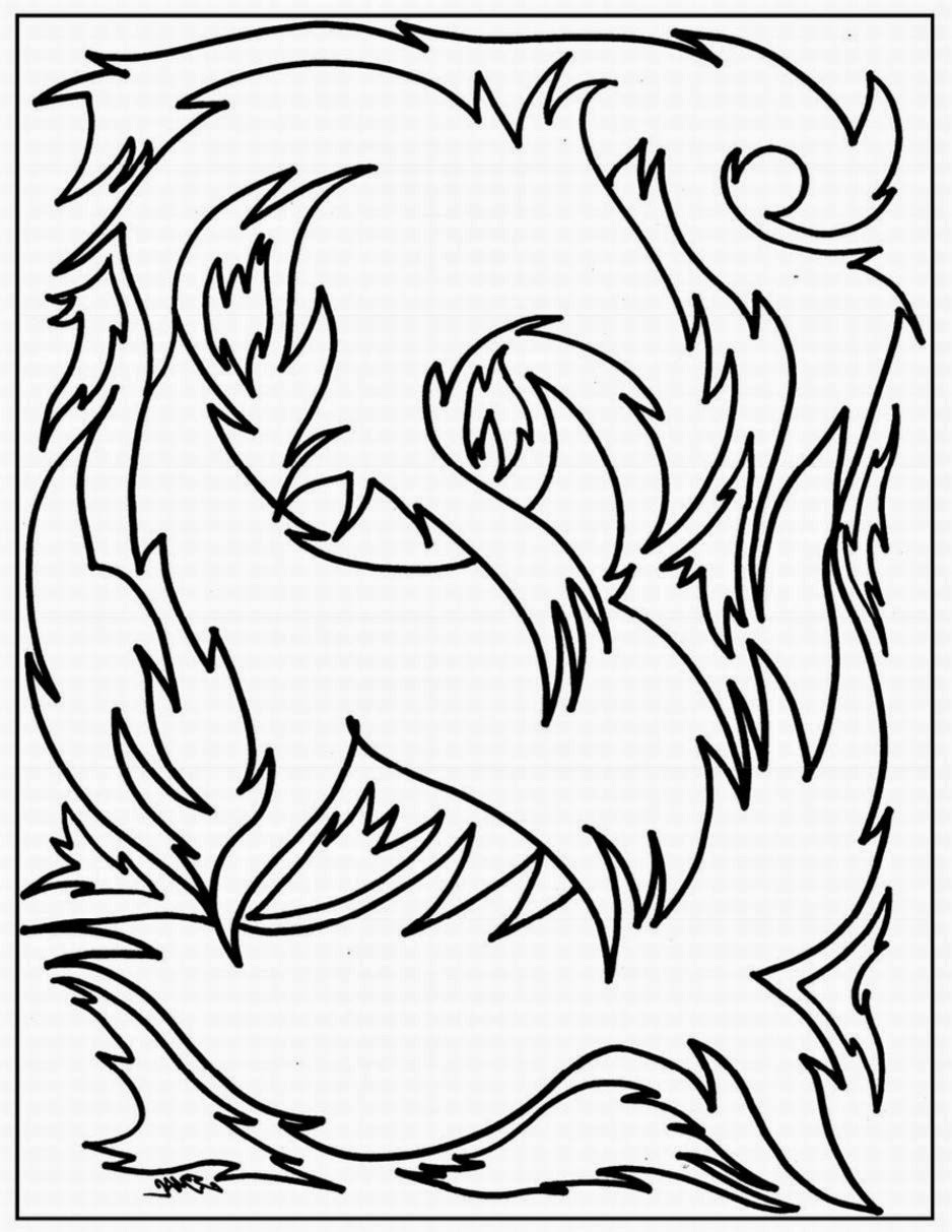 advanced coloring pages for adults - Free Coloring Pages ...